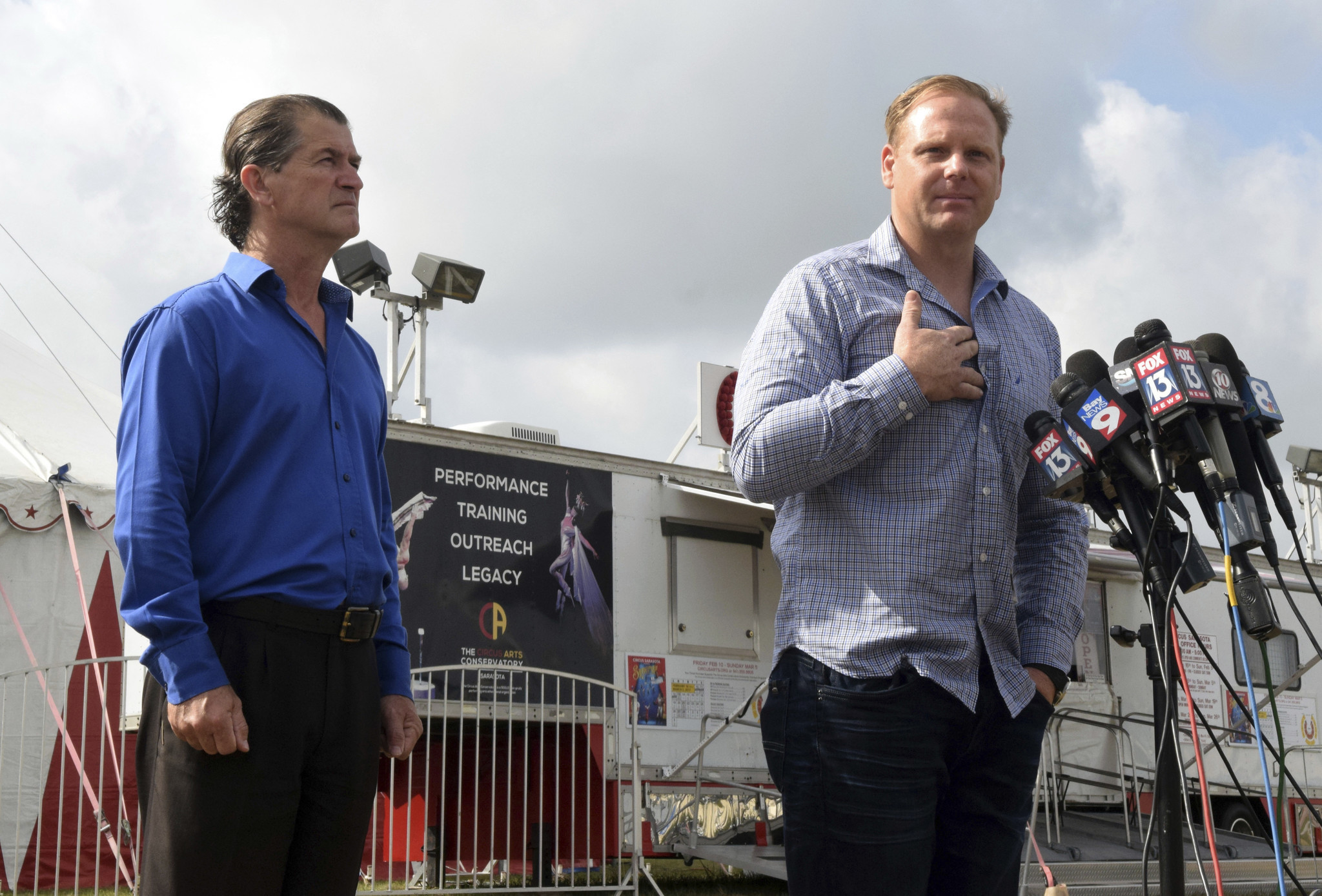 Nik Wallenda says all will recover from Florida circus accident ...