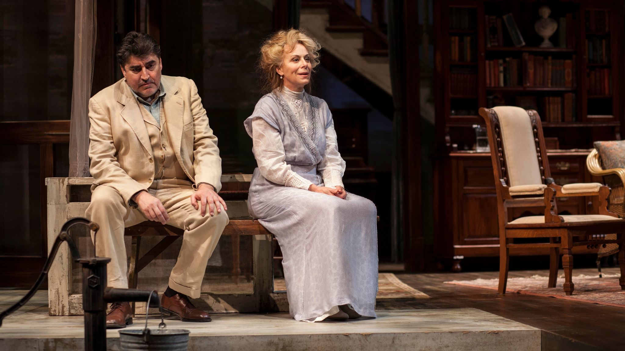 Alfred Molina, Jane Kaczmarek and the slow burn of a 'Long Day's Journey Into Night'