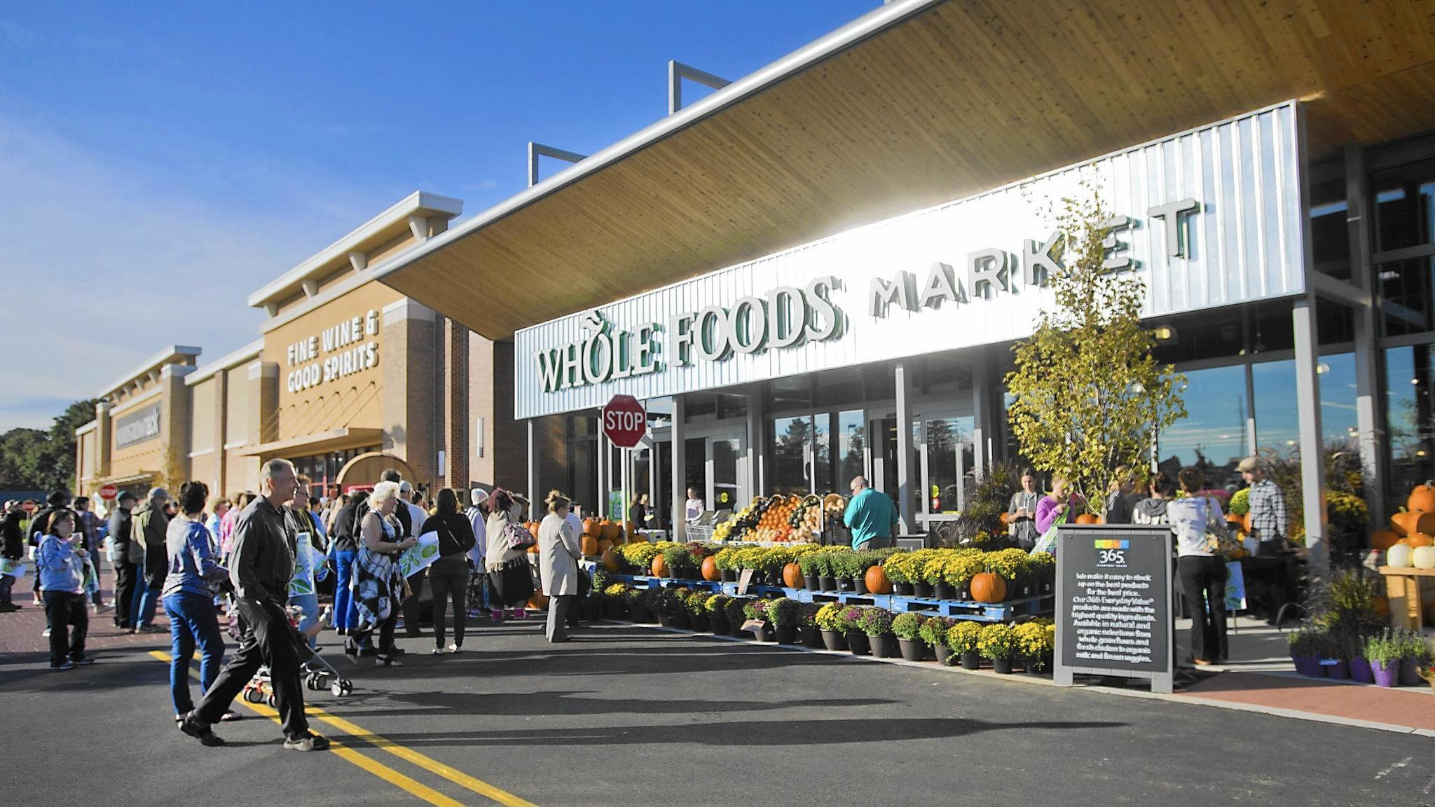 whole foods company analysis 5 reasons why it's great to work at whole foods  the company encourages employees to submit ideas — and is known for actually taking the good ones.