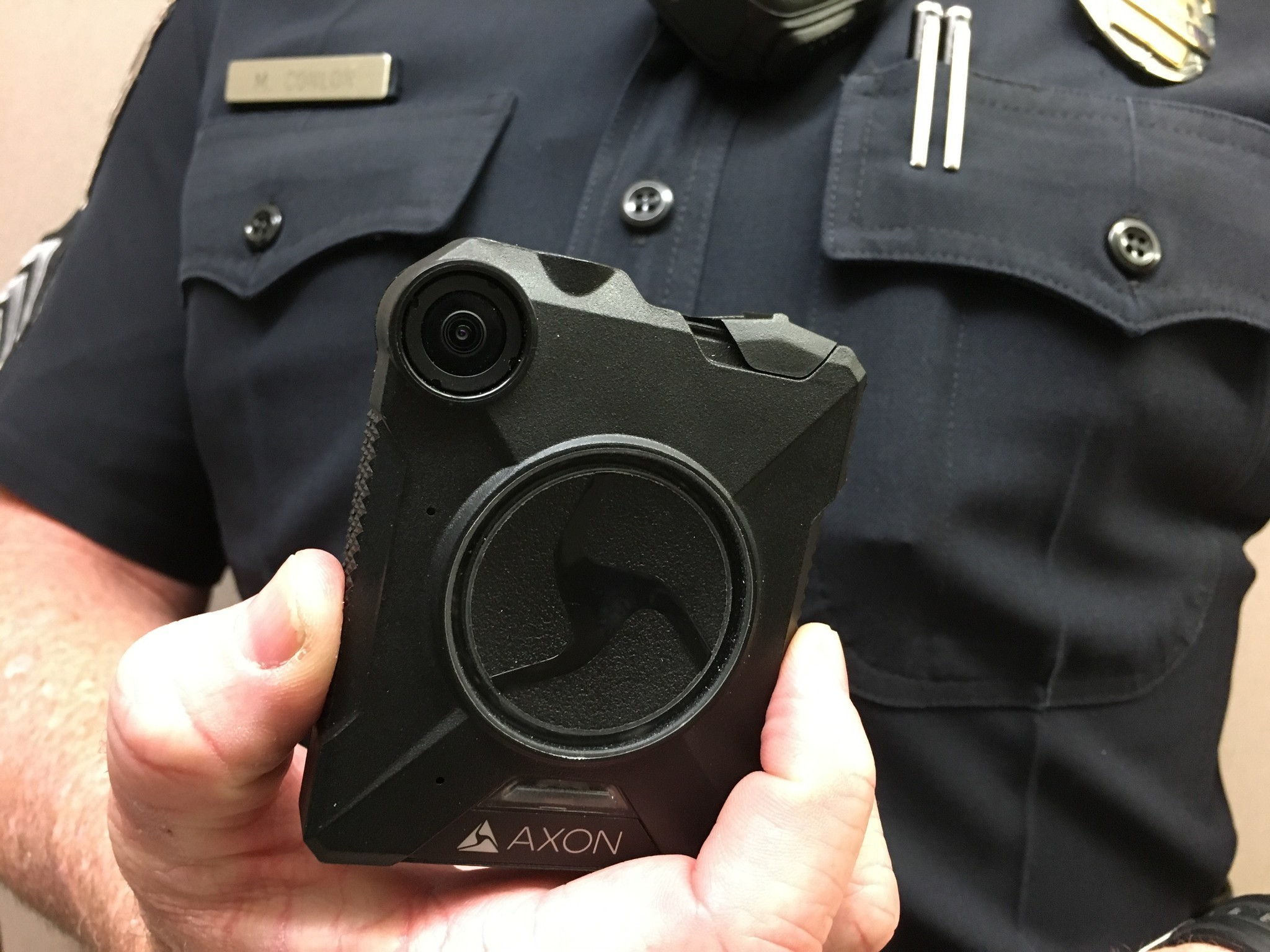 Report: SDPD body cameras reducing misconduct, aggressive use of ...