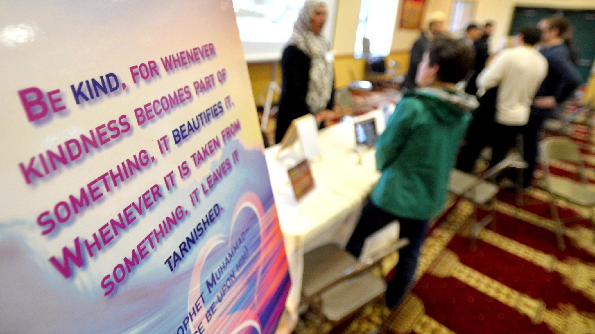 lehigh valley muslim singles Christian, muslim and jewish allies release statement of tolerance  the only muslim college in the lehigh valley capable of granting a master of arts in islamic.