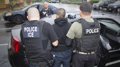 Immigrant community on high alert, fearing Trump's 'deportation force'