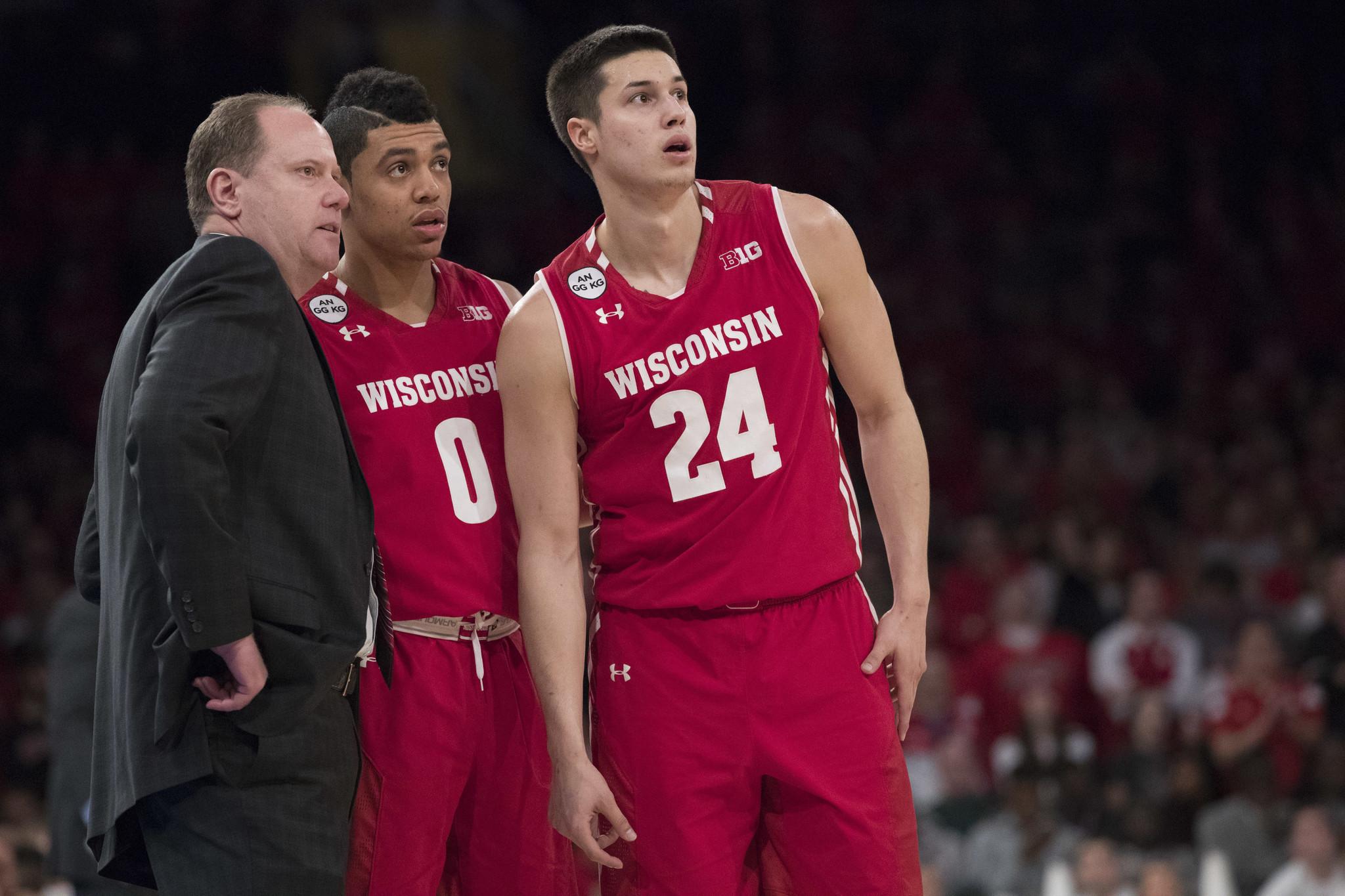 No Big Ten team among top 16 in preliminary NCAA tournament seeding