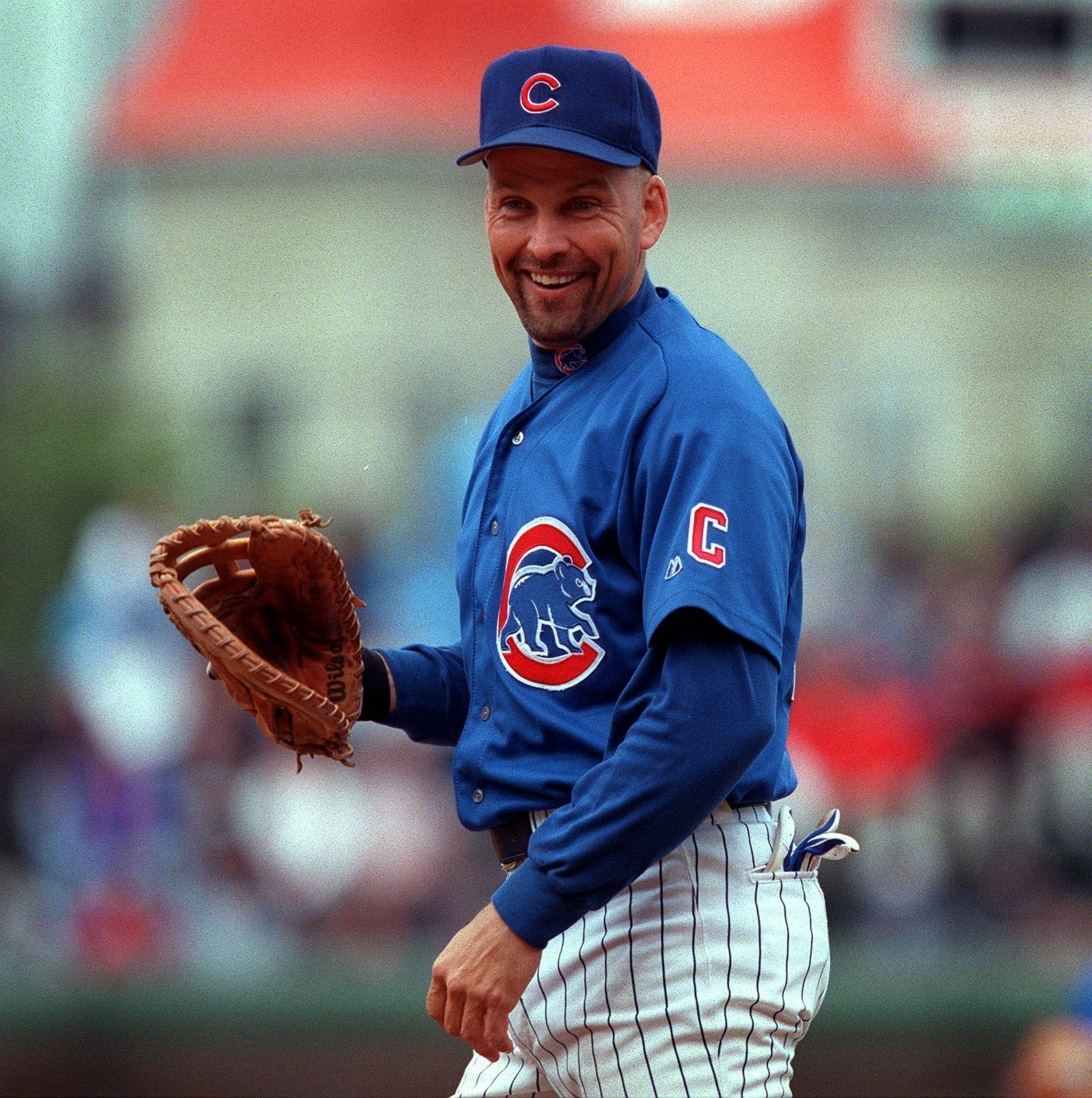 Timing S Right For Cubs To Bring Mark Grace Back To