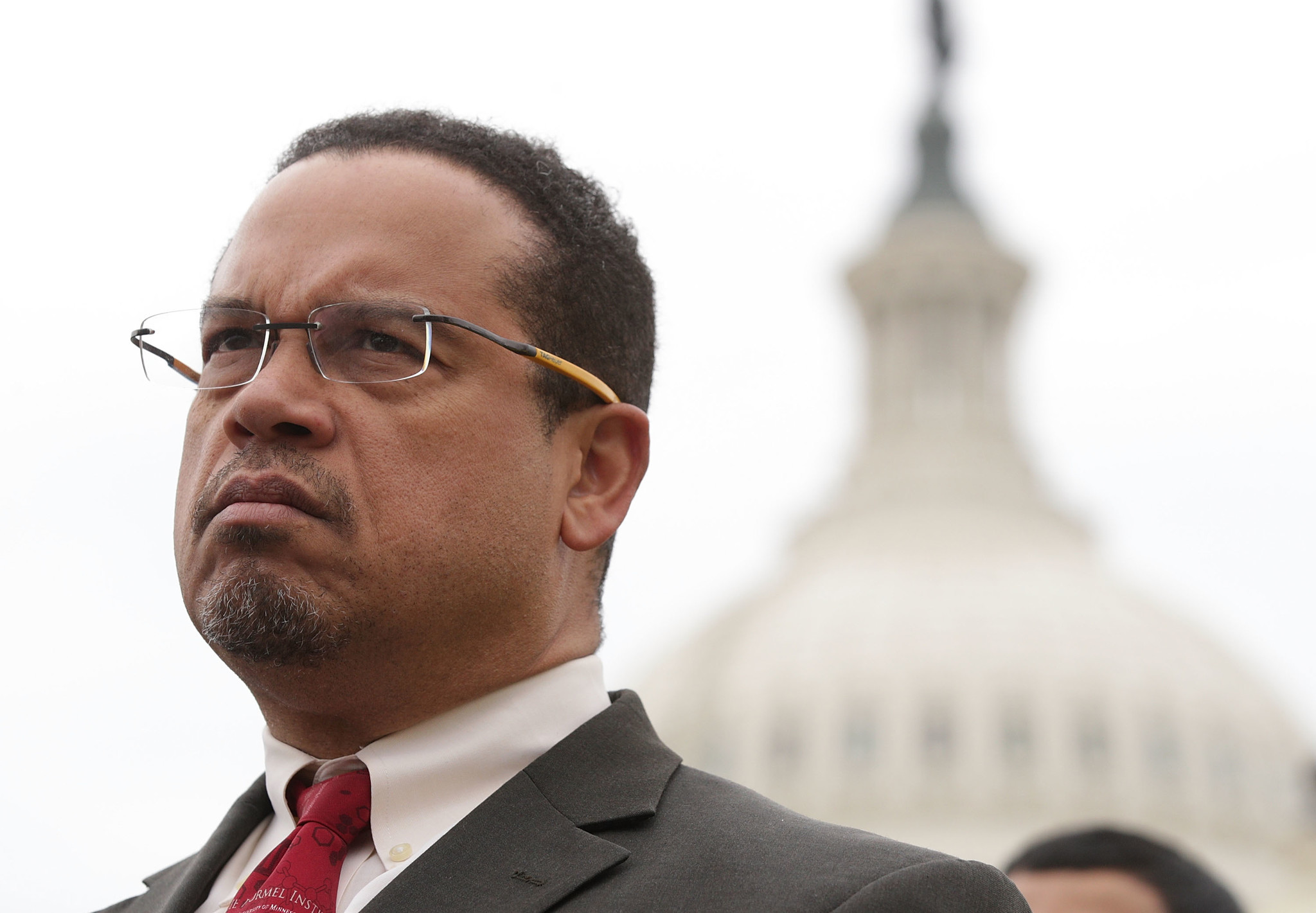 Ben Jealous endorses Keith Ellison for DNC