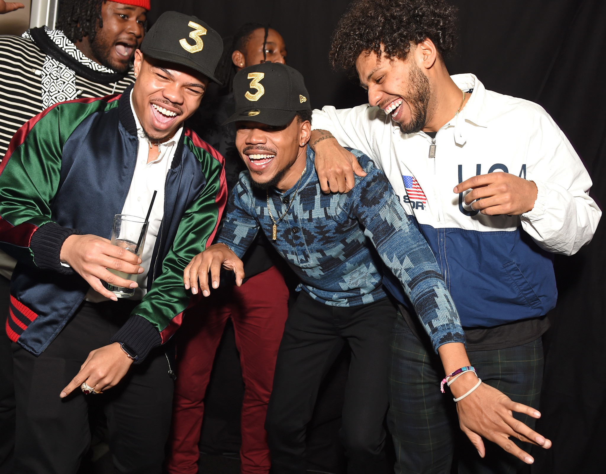 The coloring book grammy - Chance The Rapper S Historic Grammy Night Ends With Star Studded Party Chicago Tribune