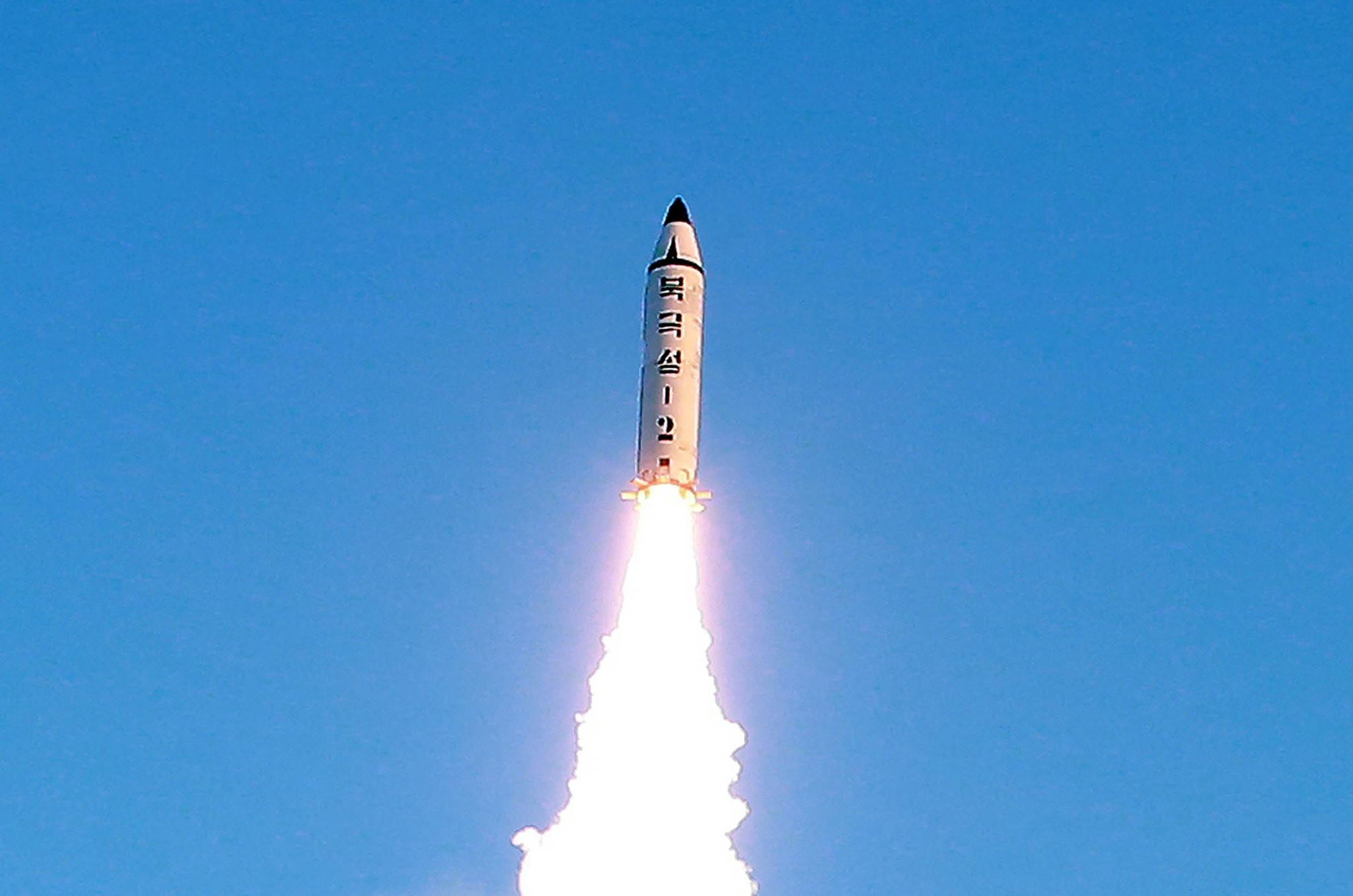 UN Security Council strongly condemns North Korea missile ...