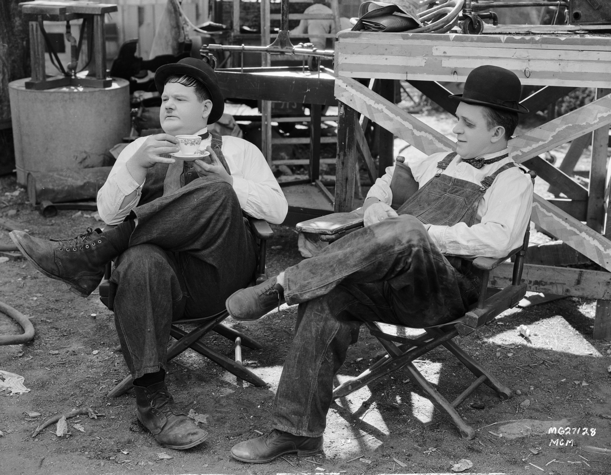 from the archives film comic stan laurel dies at 74 la