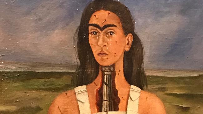 Frida Khalo en el Dalí