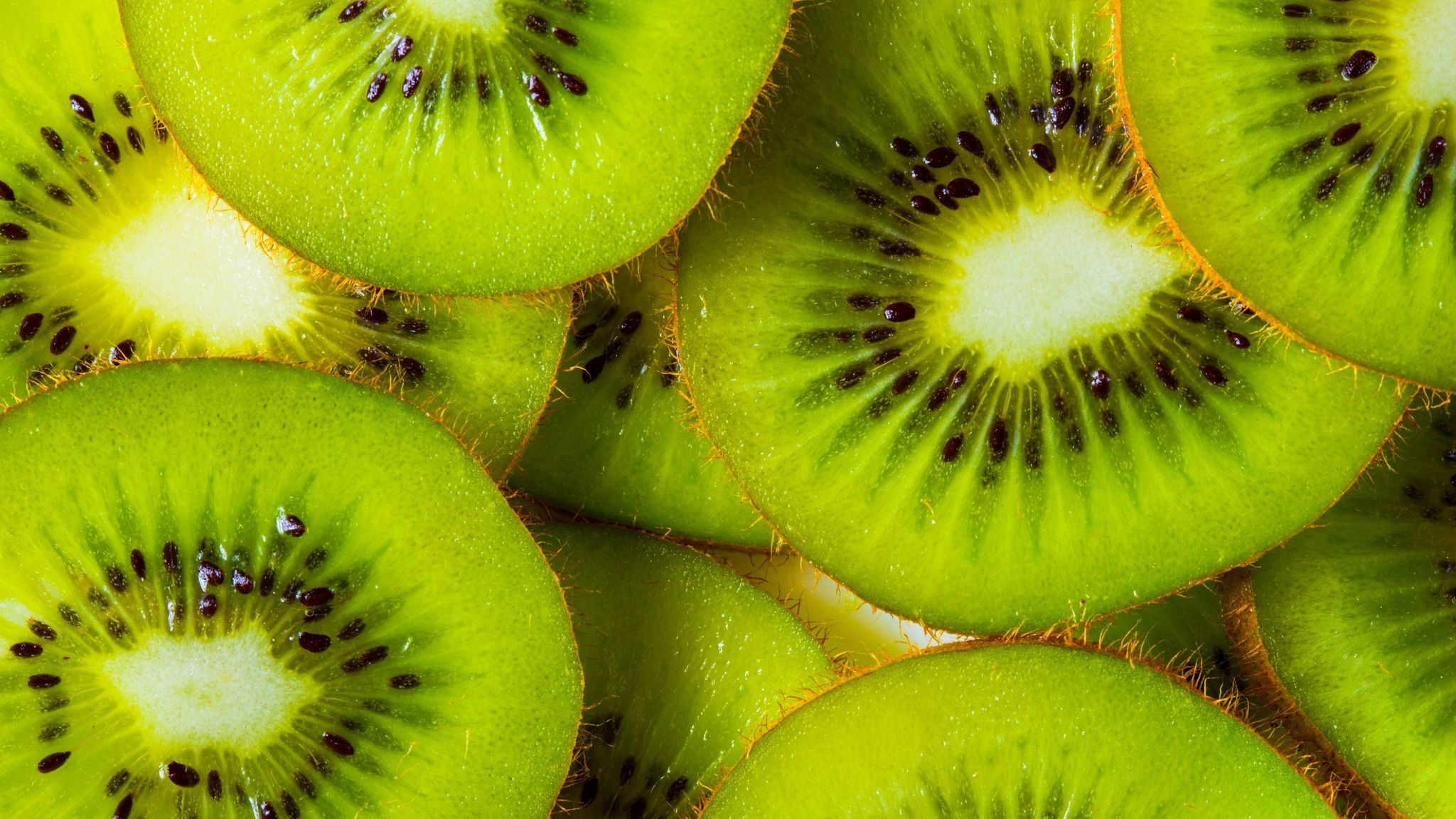 There's nothing fuzzy about kiwi's vitamin C