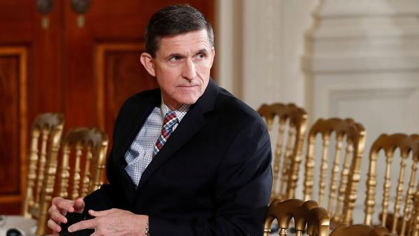 Mueller Team Asks White House for Documents on Flynn