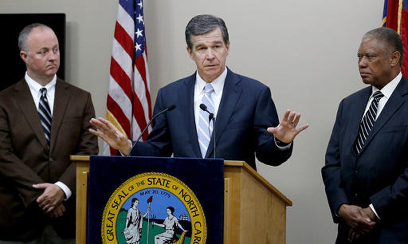 North Carolina Governor Offers Compromise On 39 Bathroom