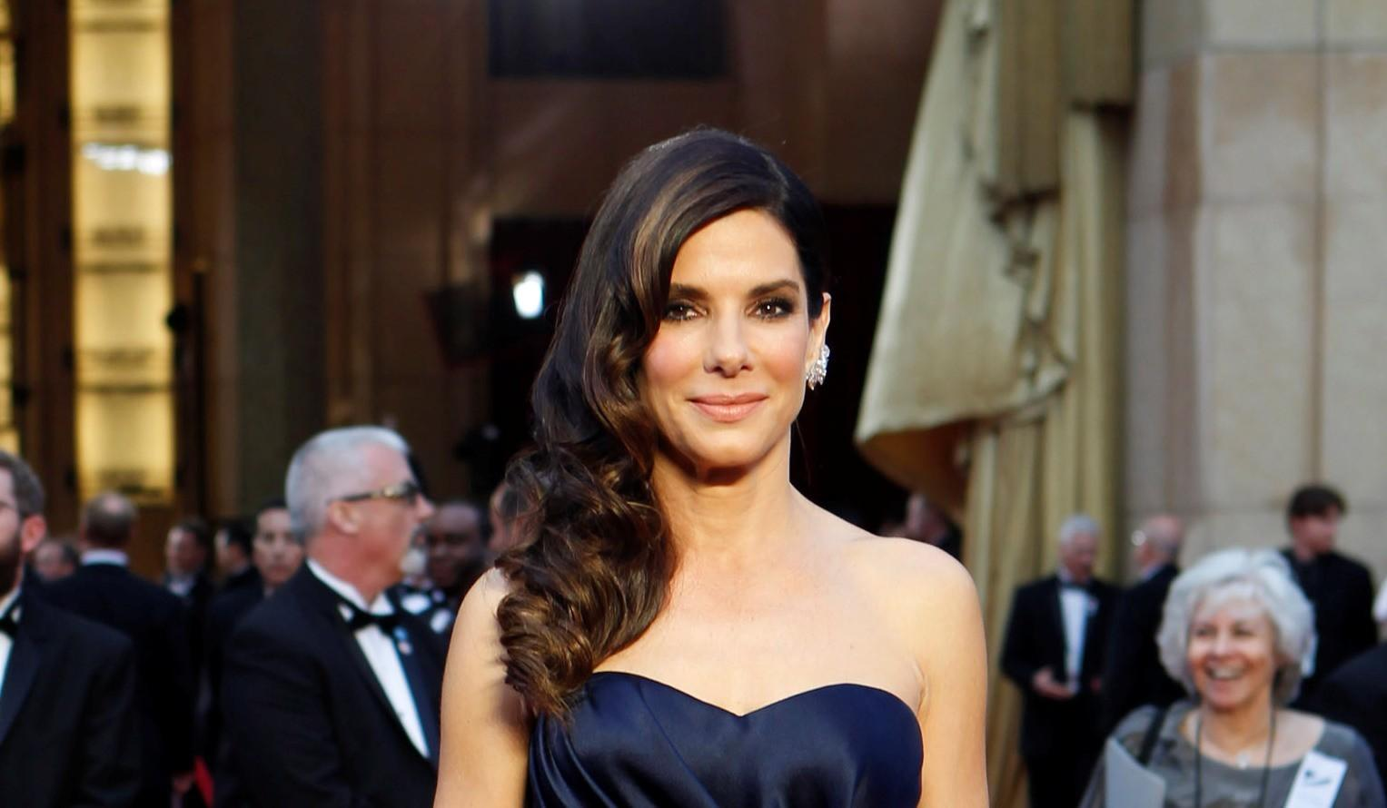 Sandra Bullock donated $1 million to the American Red Cross for storm relief. (Wally Skalij / Los Angeles Times)