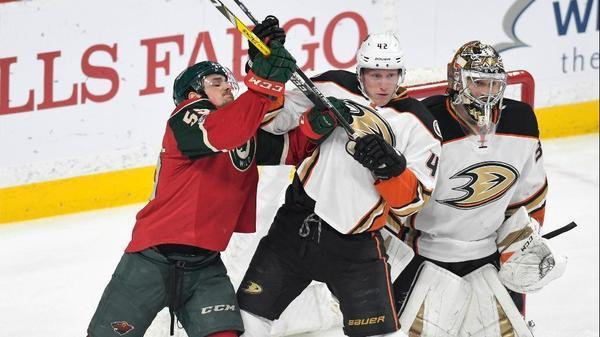 John Gibson Tames The Wild In Ducks' 1-0 Win