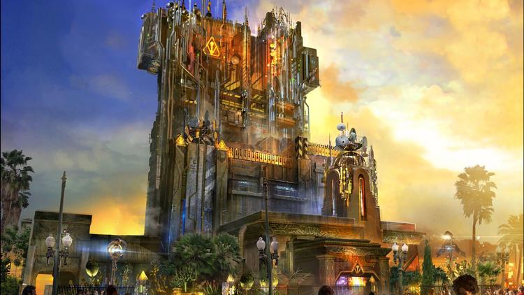 Guardians of the Galaxy -- Mission: Breakout