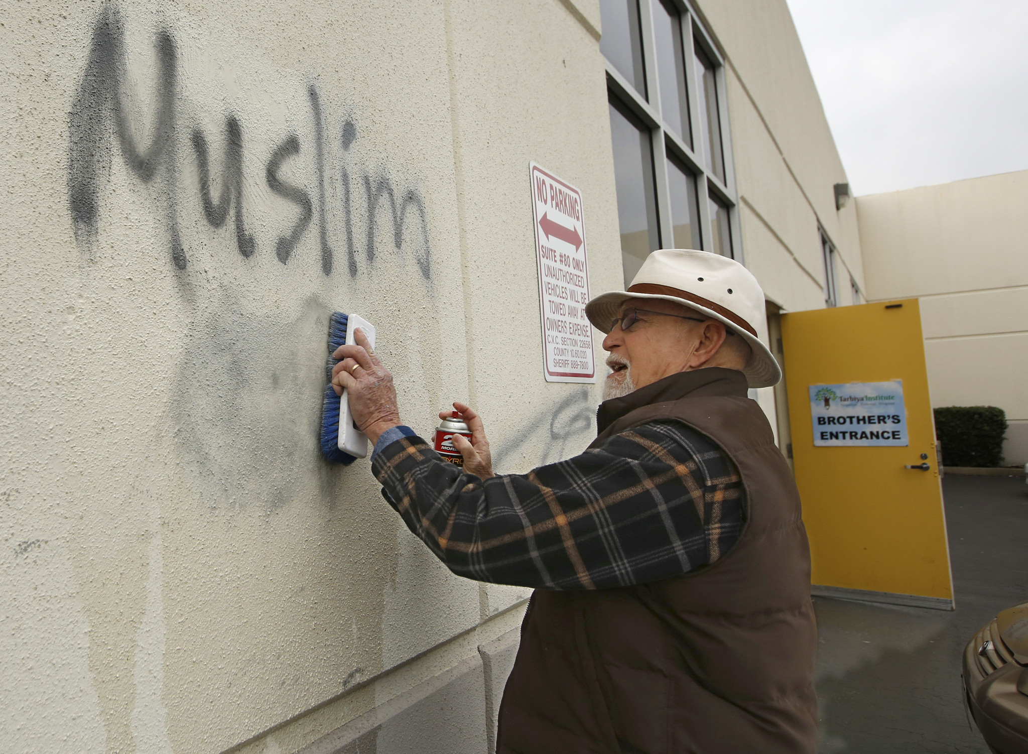 Hate Crimes in California Jump 11 Percent