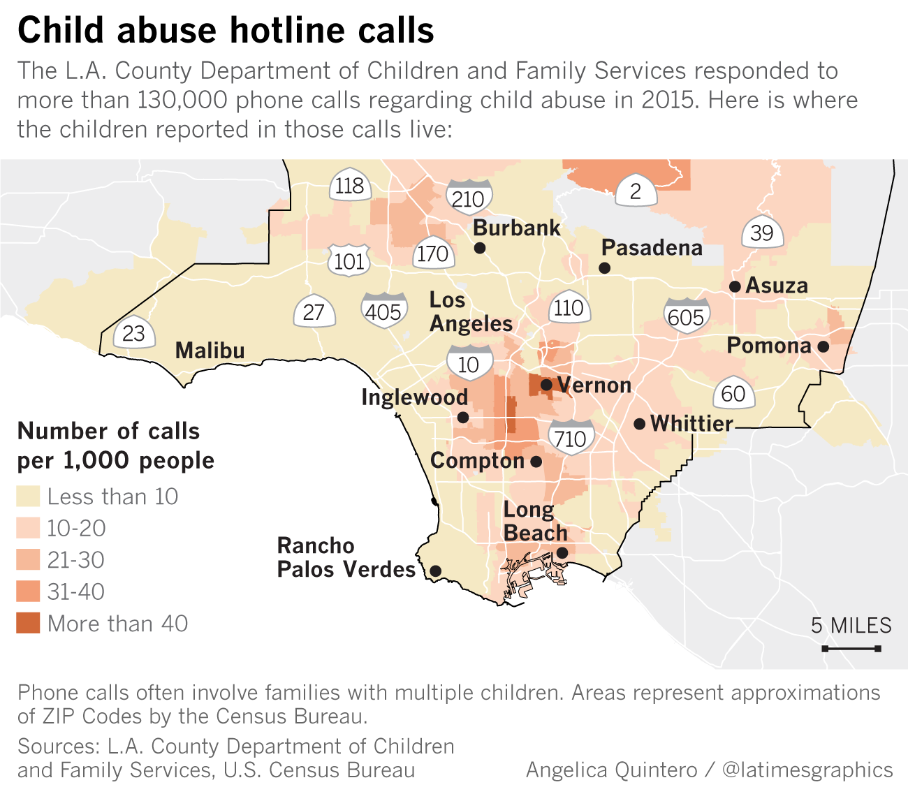 Inside A Moms Monthslong Fight To Get Back Her Children LA Times - Foster care map us