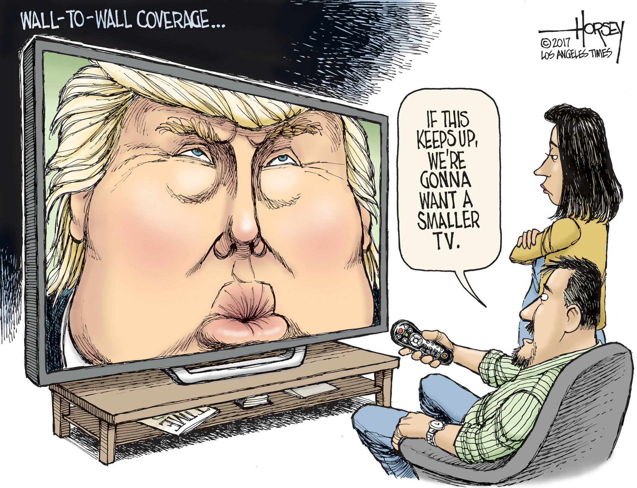 Image result for donald trump immigration cartoons
