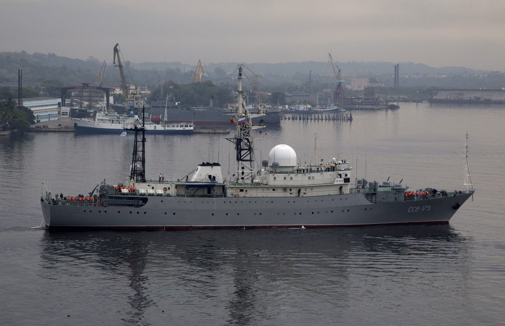 West Coast Corvette >> Coast Guard Tracking Russian Spy Ship Near Submarine Base In Groton - Hartford Courant
