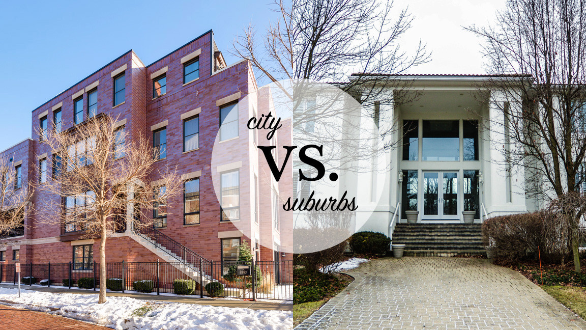 Million Dollar Mansion Matchup Lincoln Park Row Home