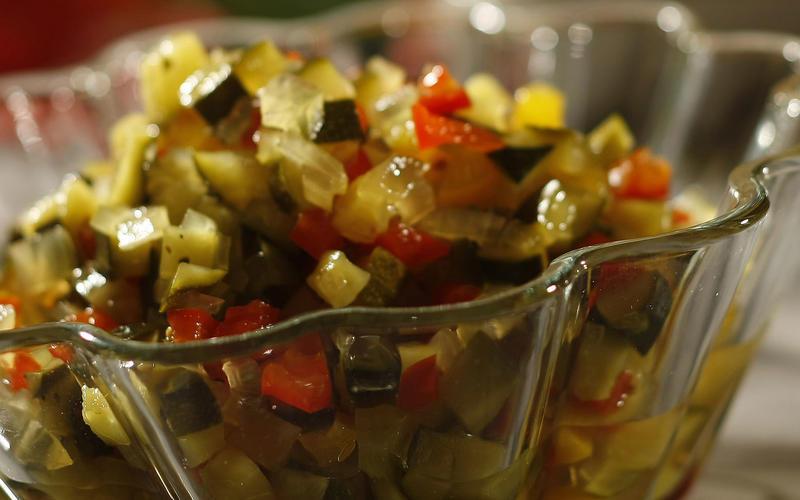 Zucchini relish