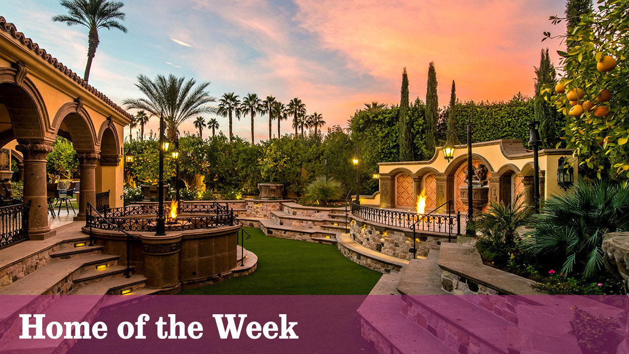 A double feature in rancho mirage la times for 14 strauss terrace