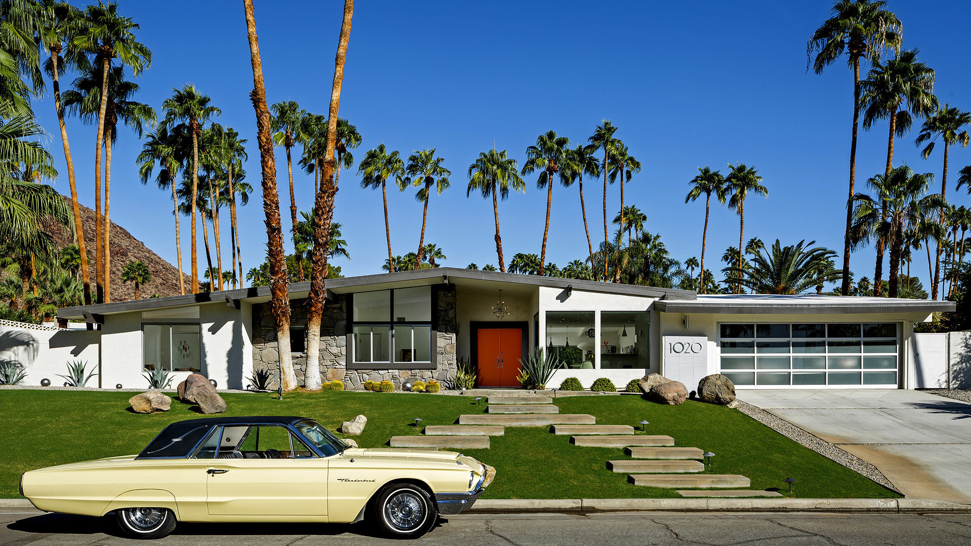 midcentury moderns appeal is simple it fits the socal lifestyle la times - Mid Century Modern Homes