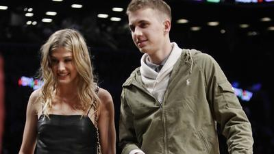 Tennis star Genie Bouchard goes on 'Super Bowl date' with Vernon Hills man