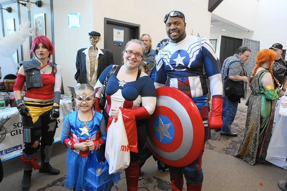 Nwi Comic Con Set For Halls Of St George In Schererville
