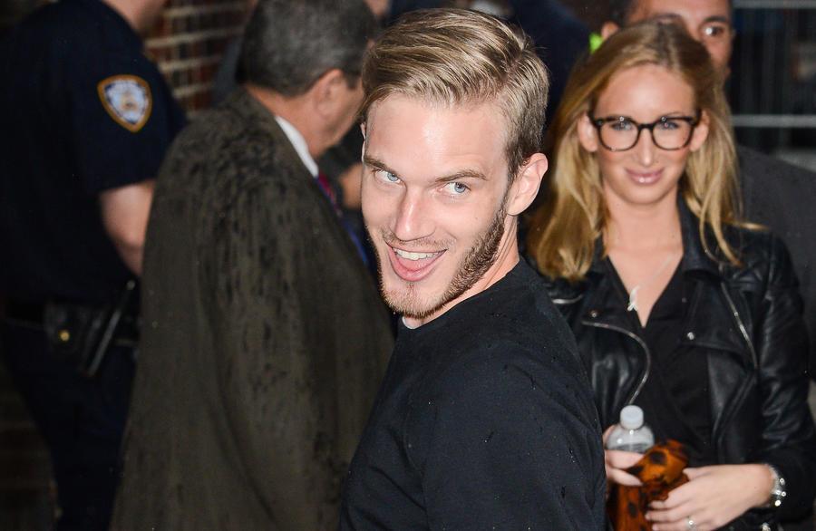 """Felix """"PewDiePie"""" Kjellberg (Ray Tamarra / Getty Images)"""