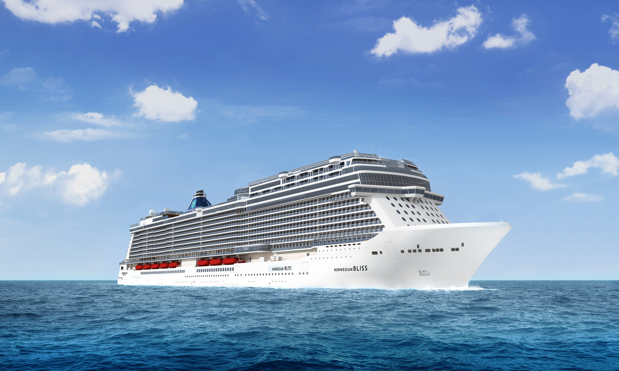 Norwegian Cruise Line39s Parent Inks Order For Four New
