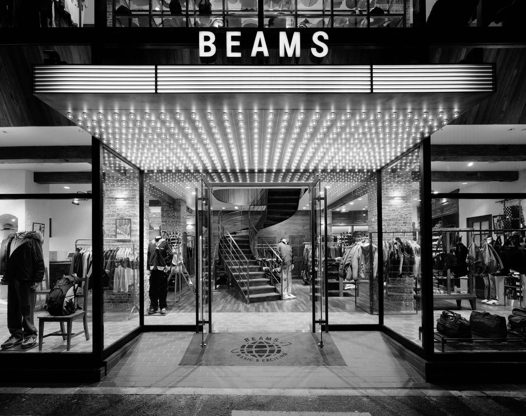Influential japanese lifestyle and apparel brand beams has - Influential Japanese Lifestyle And Apparel Brand Beams Has 33