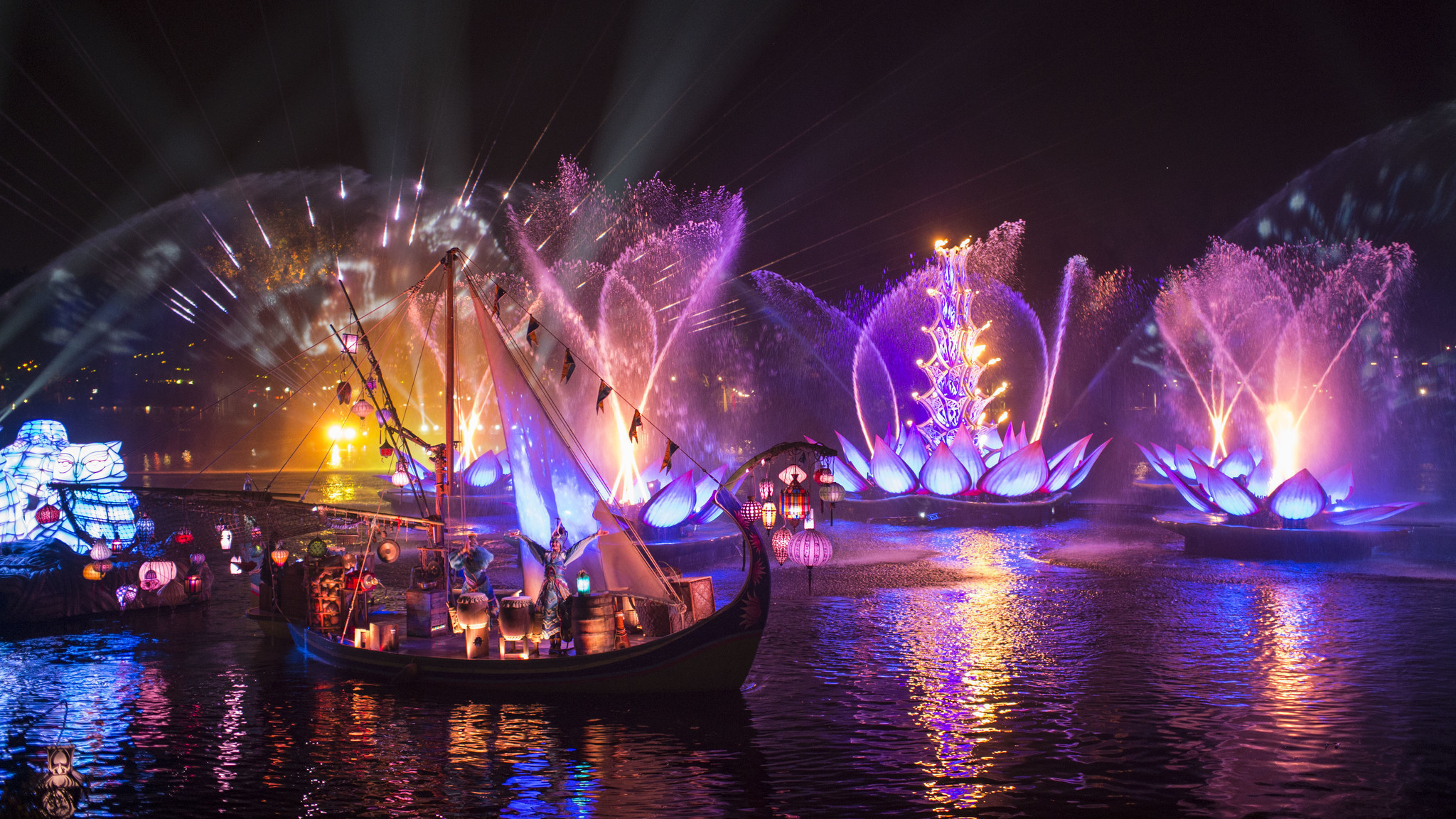 first look rivers of light at disney s animal kingdom orlando