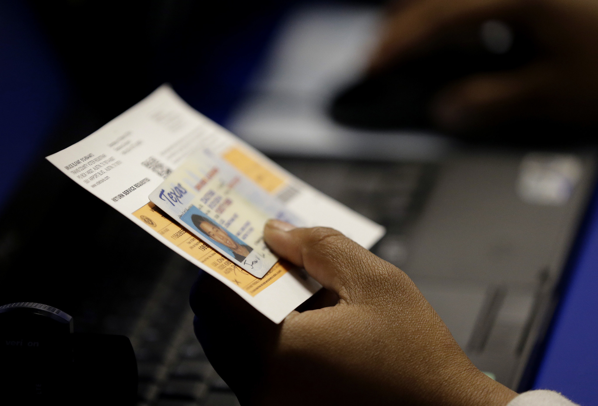 Online color voter id - Fighting Voter Id Laws In The Courts Isn T Enough We Need Boots On The Ground La Times