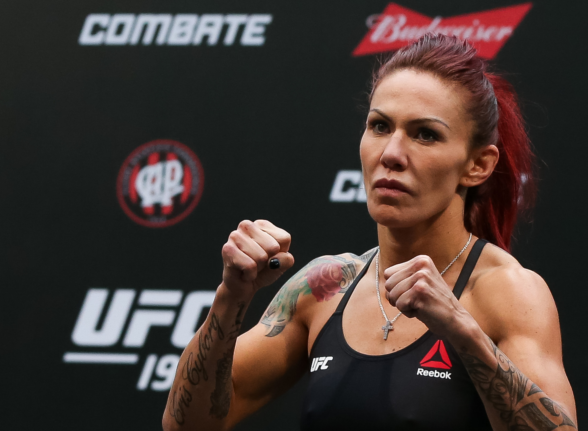Doping agency clears Cris 'Cyborg' Justino for immediate return to UFC action