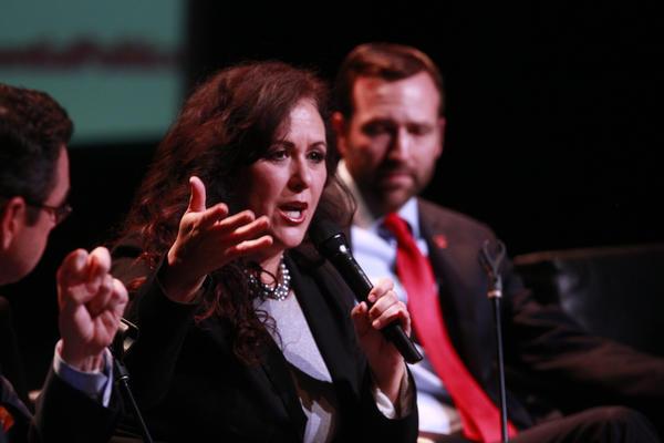 Assemblywoman Lorena Gonzalez Fletcher (D-San Diego). (Kirk McKoy / Los Angeles Times)
