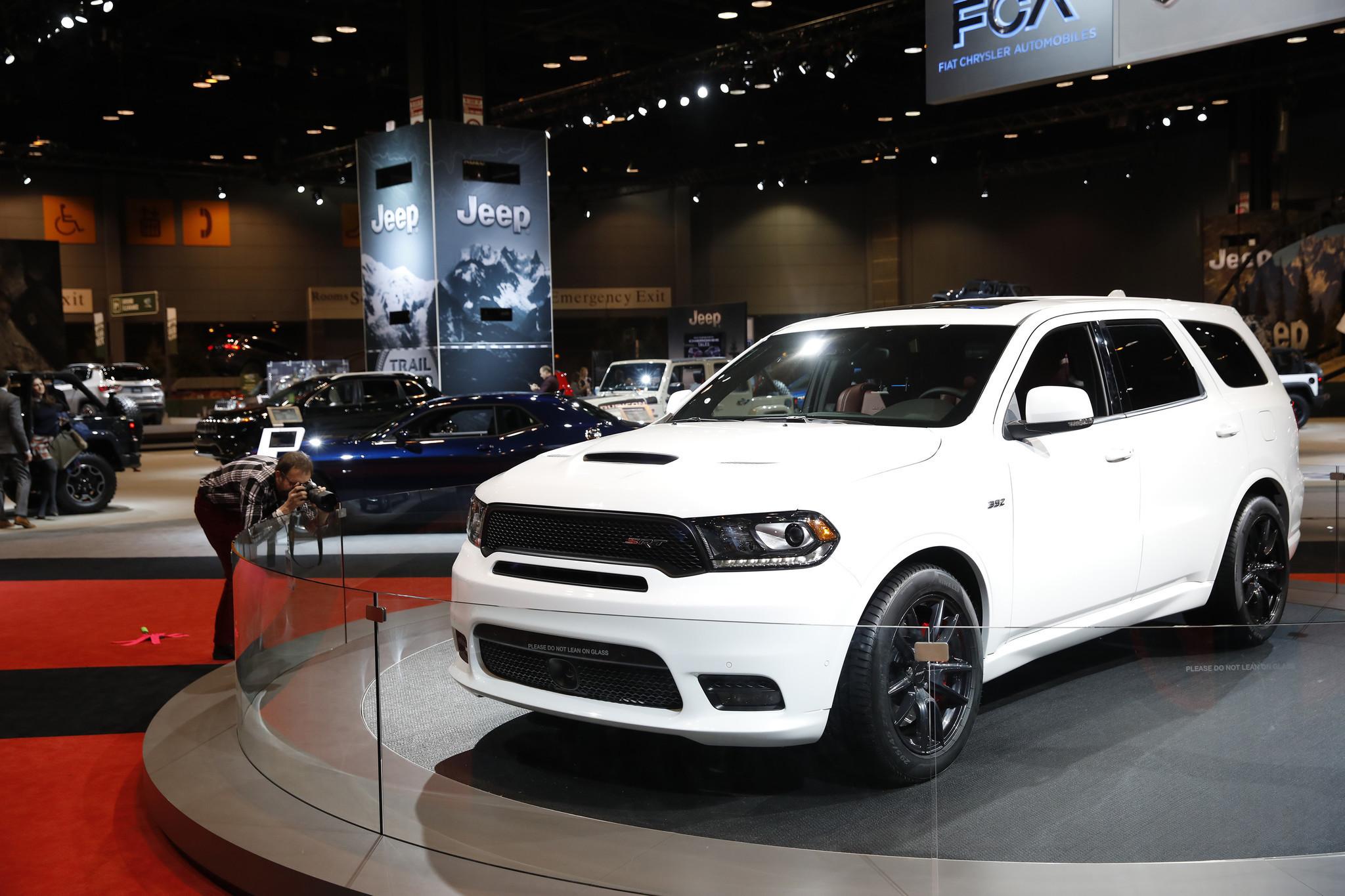 Chicago Auto Show Chicago Tribune - Car show chicago today