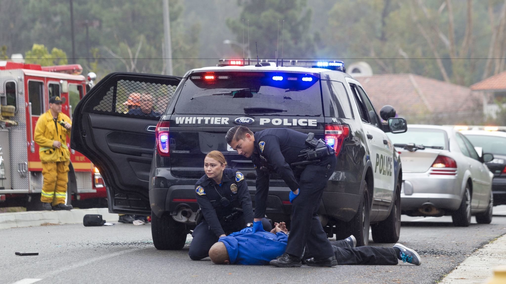 One Officer Dead Another Injured In Shootout After Report