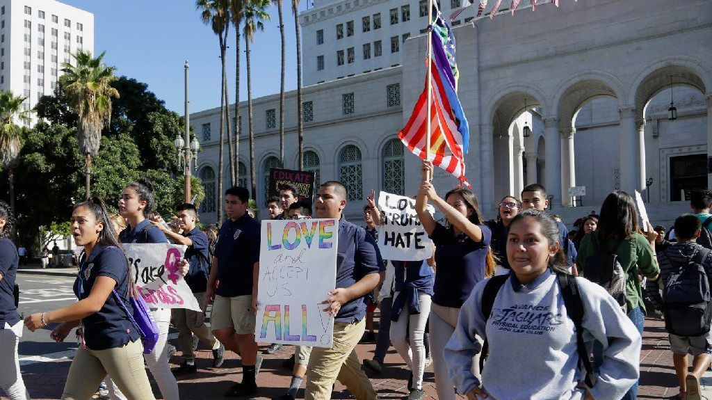 Same-sex marriage laws helped reduce suicide attempts by gay, lesbian and bisexual teens, study says