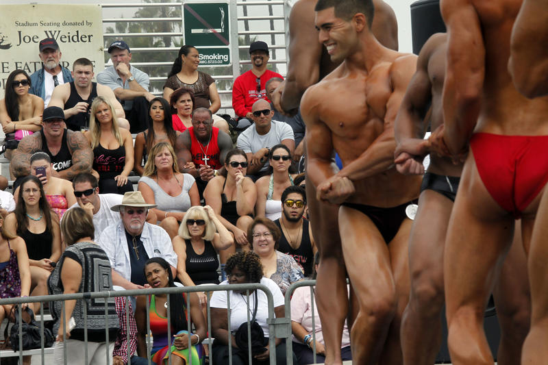 Muscle Beach (Los Angeles Times)