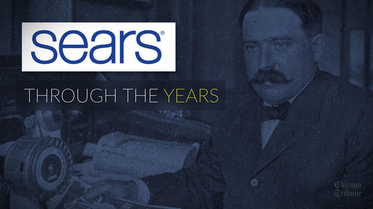 130 years of Sears: Timeline of iconic Chicago company