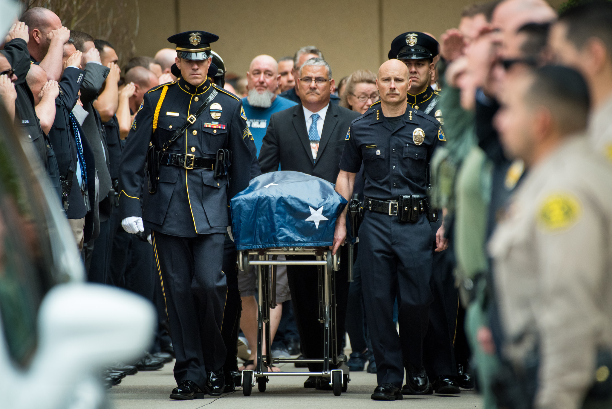 gang member accused of killing whittier cop had cycled in and out police chief says whittier officer s slaying shows danger of criminal justice reform but details are