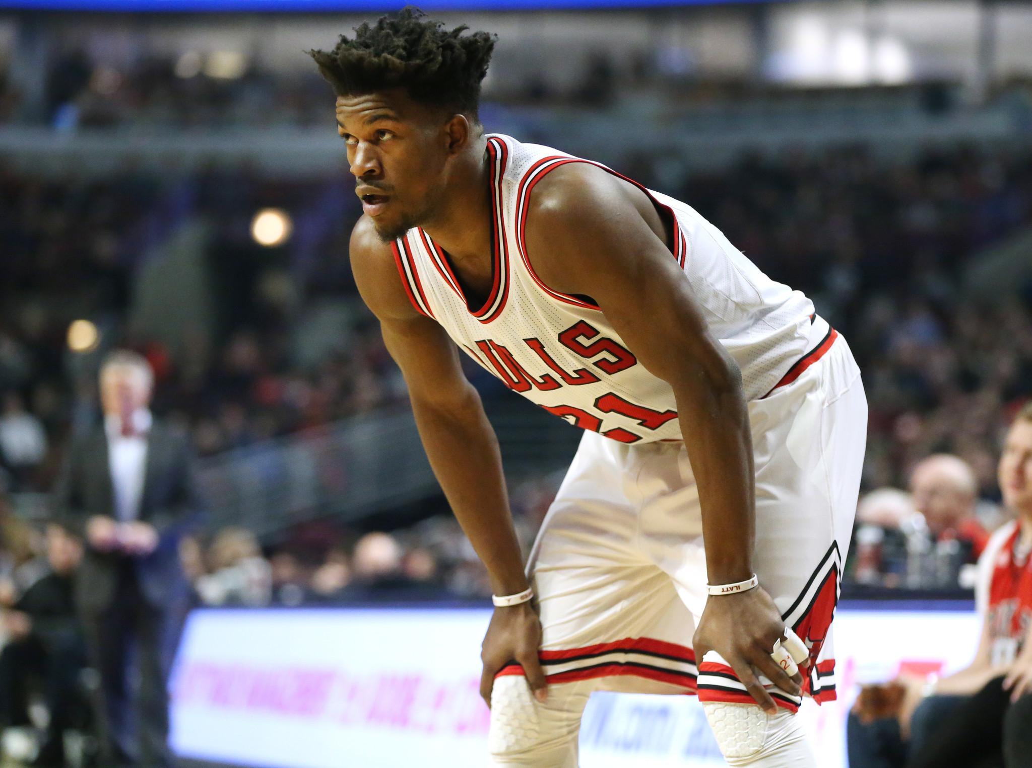 NBA trade deadline: Jimmy Butler rumblings and 19 other ... Trade Deadline