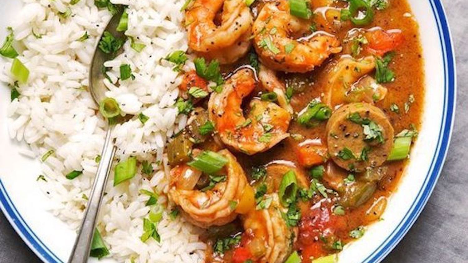 Chef Richardi shares recipe for his spicy gumbo