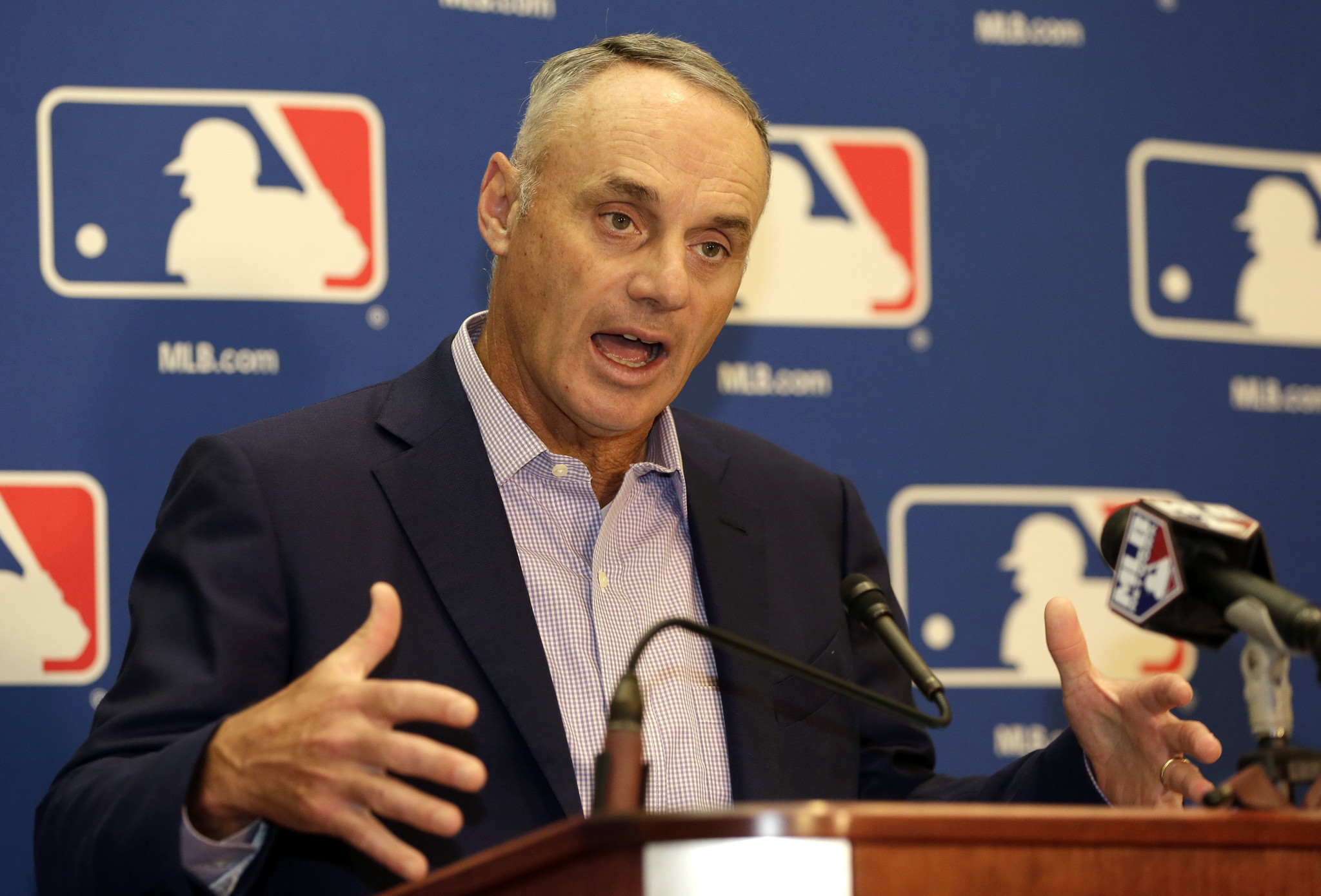 Sd-sp-mlb-rule-changes-manfred-20170221
