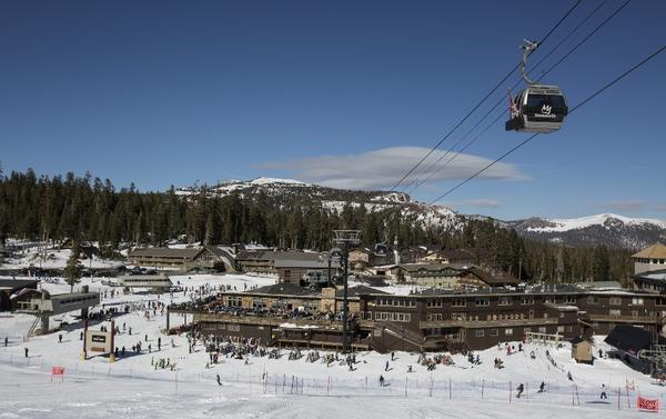 More skiers turn to short-term rentals — a mixed blessing for resorts