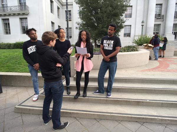 UC Berkeley's tiny minority of black students finally get a space to call their own