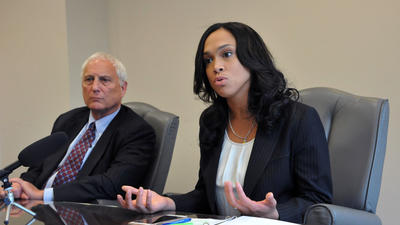 Police powers for Baltimore prosecutor's office could help street drug enforcement, legislative panel is told