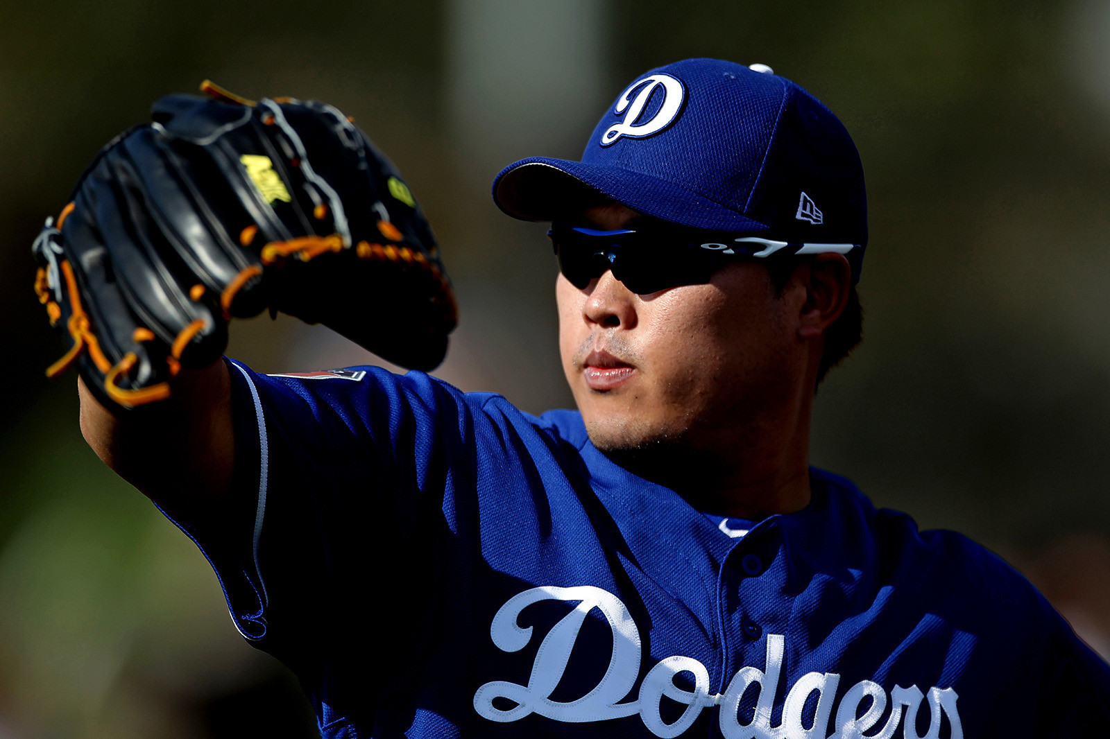 Hyun-Jin Ryu getting closer to appearing in games for Dodgers - LA ...