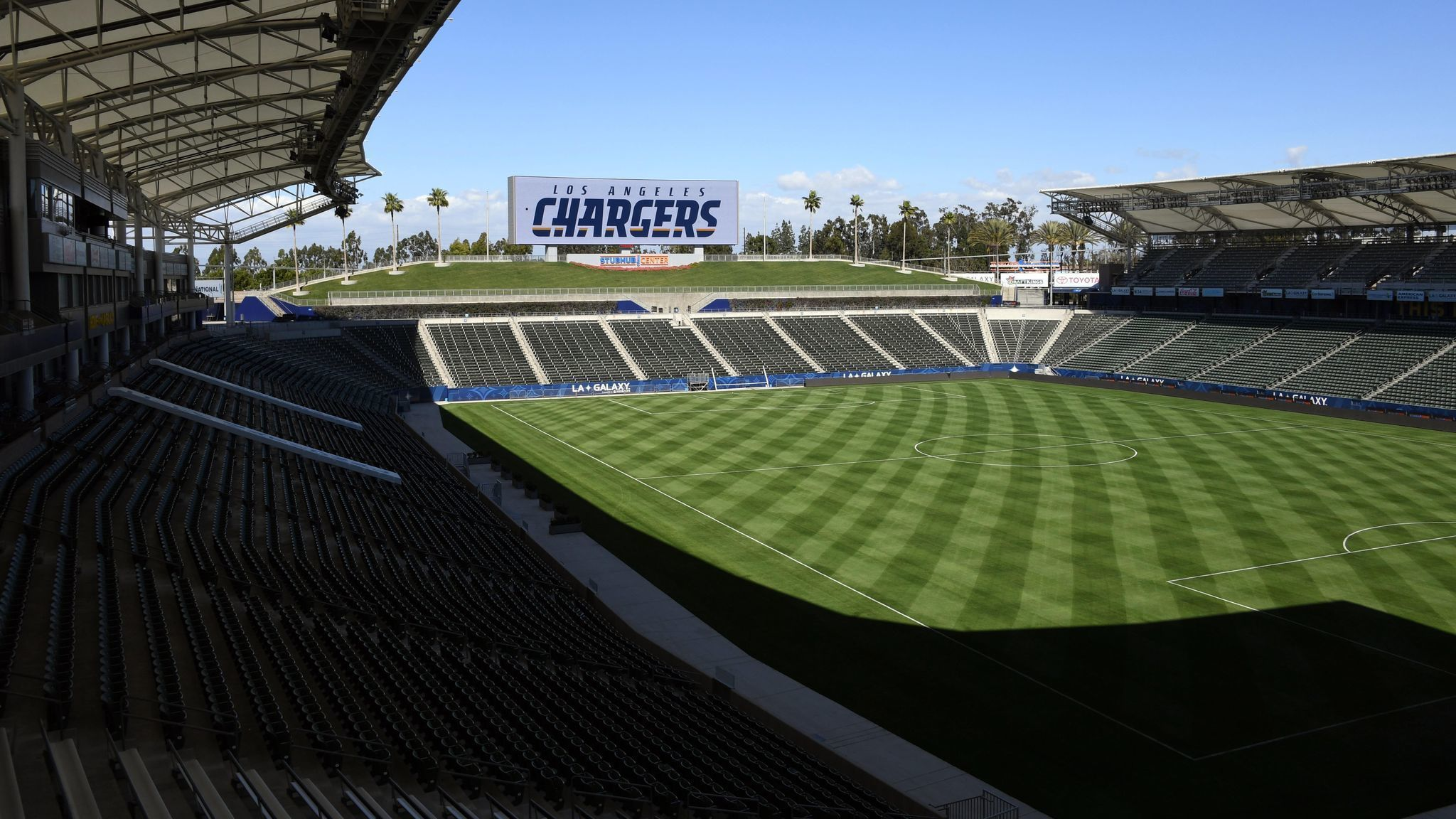 Easy to see value in Chargers intimate new home The San Diego Union Tribune